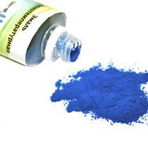 №010 Низкотемпературная эмаль, цвет - небесно-синий, 12г