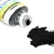 №016 Низкотемпературная эмаль, цвет - черный, 12г