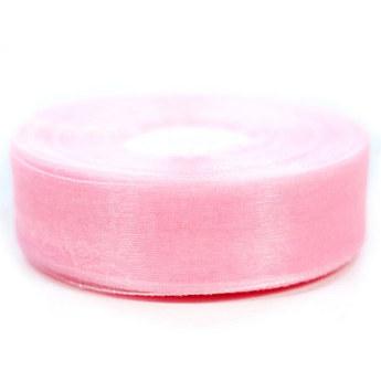 Оранза, цвет нежно-розовый, 25 мм