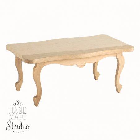 Столик кукольный деревянный