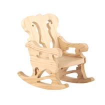 "Кукольная мебель ""Кресло-качалка"" №2, 9х15х7 см"