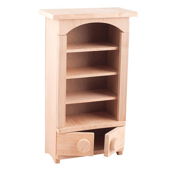 Шкафчик с дверцами 33х18см
