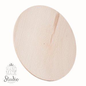 Тарелка деревянная, Ø150 мм