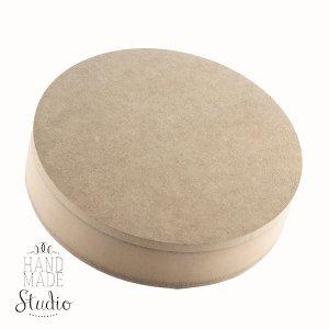 Шкатулка круглая, Ø 16 см