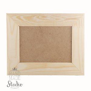 13х18  см Деревянная рамочка  со вставкой стекло