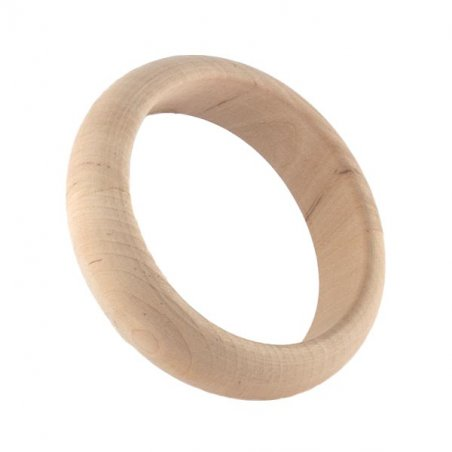 Браслет деревянный  ширина - 2,7  см
