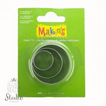 Каттеры для глины Makin's, круги