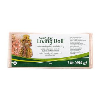 SCULPEY LIVING DOLL BEIGE (бежевый), 454г