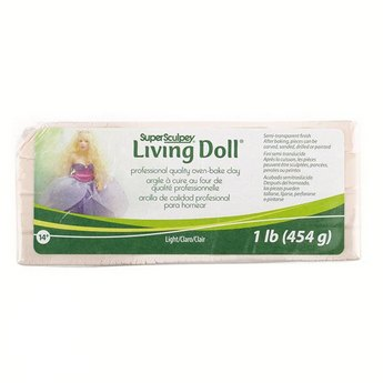 SCULPEY LIVING DOLL LIGHT (светлый), 454Г