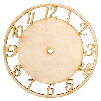 Основа для часов круглая d 15