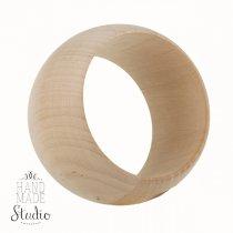 Браслет деревянный  ширина - 4 см