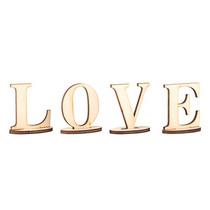 Набор букв Love, 5,5х5 см