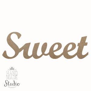 Слово Sweet