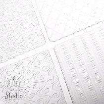 Текстурные листы для глины Makin's (Набор E)