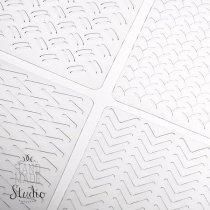 Текстурные листы для глины Makin's (Набор G)