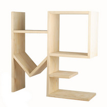"""Полка """"Home""""(фанера), 60х60х17,5 см"""