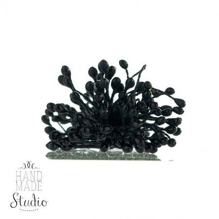 №79 Цветочные тычинки черные
