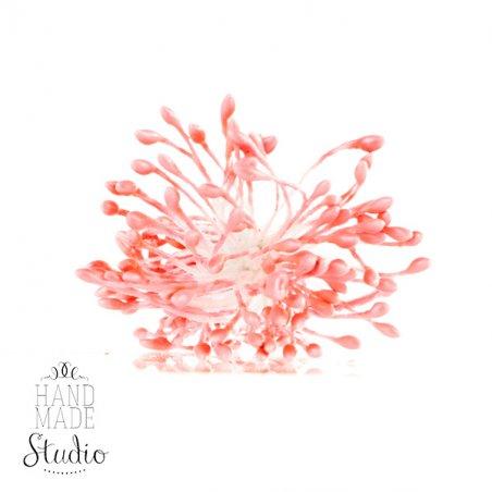 №49 Цветочные тычинки персиковые