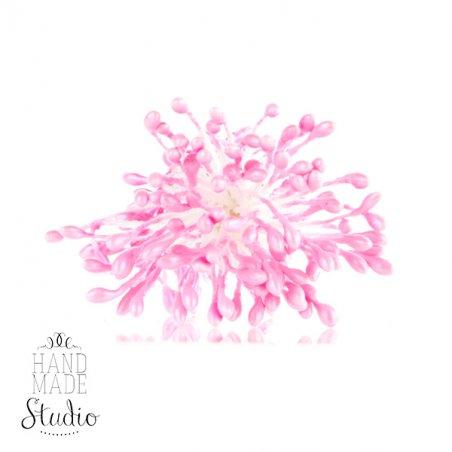 №50 Цветочные тычинки светло-розовые