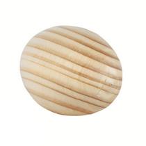 Деревянное яйцо (перепелиное), 2,2*3,5 см