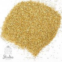 Глиттер, цвет золото бледное №3 3 г