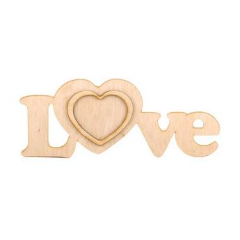 "Рамочка для фотографии  ""Love"""