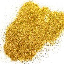 Глиттер, цвет золото, 3 г