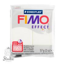 Полимерная глина Fimo Effect, №04, неон (светящийся в темноте), 57 г