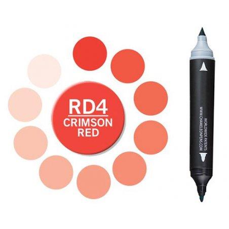 Маркер Chameleon RD4 Crismon Red