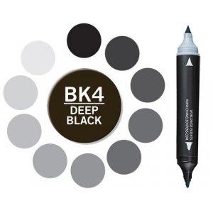 Маркер Chameleon BK4 Black Deep