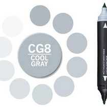 Маркер Chameleon CG8 Cool Grey