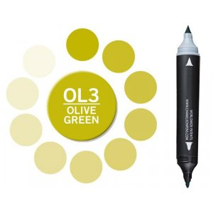 Маркер Chameleon OL3 Olive Green