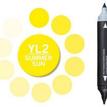 Маркер Chameleon YL2 Summer Sun