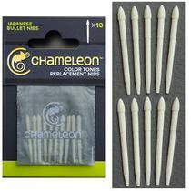 Кистевидные наконечники Chameleon Bullet Nibs