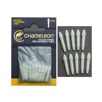 Кистевидные наконечники Chameleon