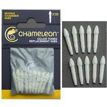 Пулевидные наконечники Chameleon Chamber Nibs