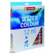 Набор акварельных красок 24 цв