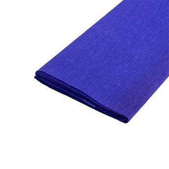 Бумага крепированная, цвет - фиолетовый, Украина