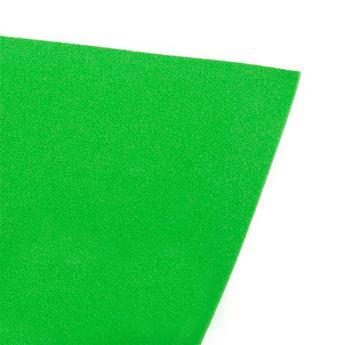 Фоамиран иранский 30х30 см, №31 цвет зеленый лайм