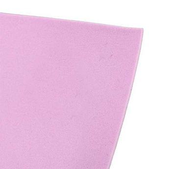 Фоамиран иранский 30х30 см, №9 цвет темно-розовый