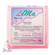 полимерная глина пластишка Lema пастель, розовый фламинго №0615, 64 г