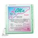 полимерная глина пластишка Lema пастель, фисташковое мороженое №0607, 64 г