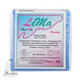 полимерная глина пластишка Lema пастель, васильковая №0610, 64 г
