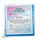 полимерная глина пластишка Lema металлик, синий перламутр №0309, 64 г
