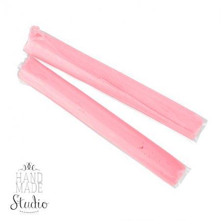полимерная глина пластишка Lema пастель, розовый фламинго №0615, 17 г