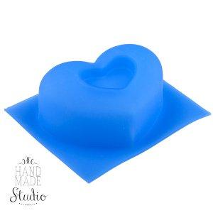 Силиконовая форма Сердце
