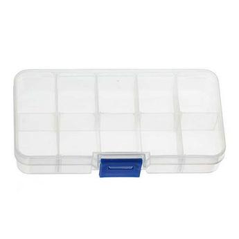 Органайзер для фурнитуры прозрачный 7*13 см