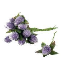Ягода декоративная ежевика, цвет - фиолетовый
