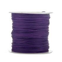 Нить бижутерная, цвет темно-фиолетовй