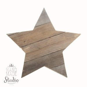 Звезда для декора (фотофон)